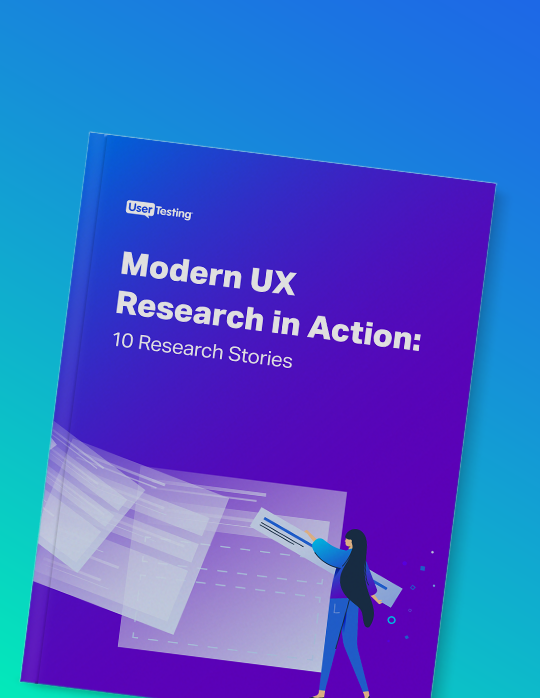 Modern UX Research in Action: 10 Research Stories