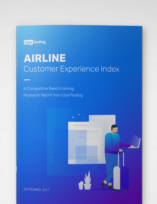 Airline Customer Experience Index: September 2017