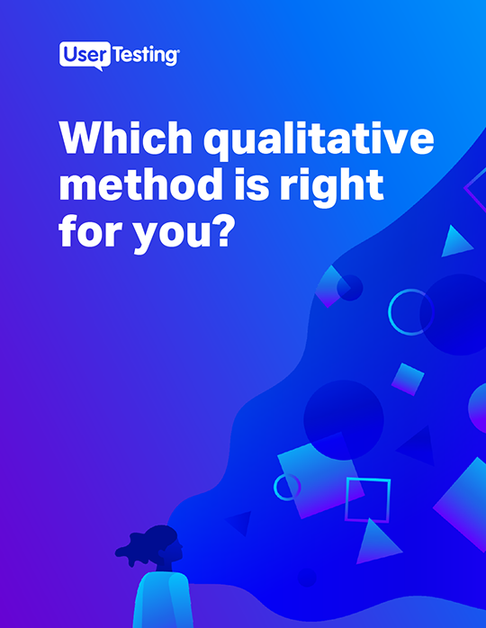 Which qualitative method is right for you?