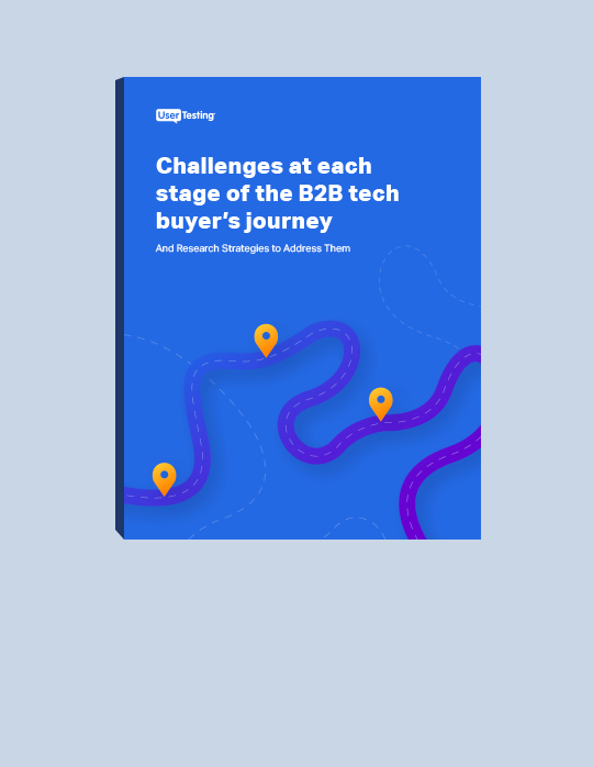 Challenges at Each Stage of the B2B Tech Buyer's Journey