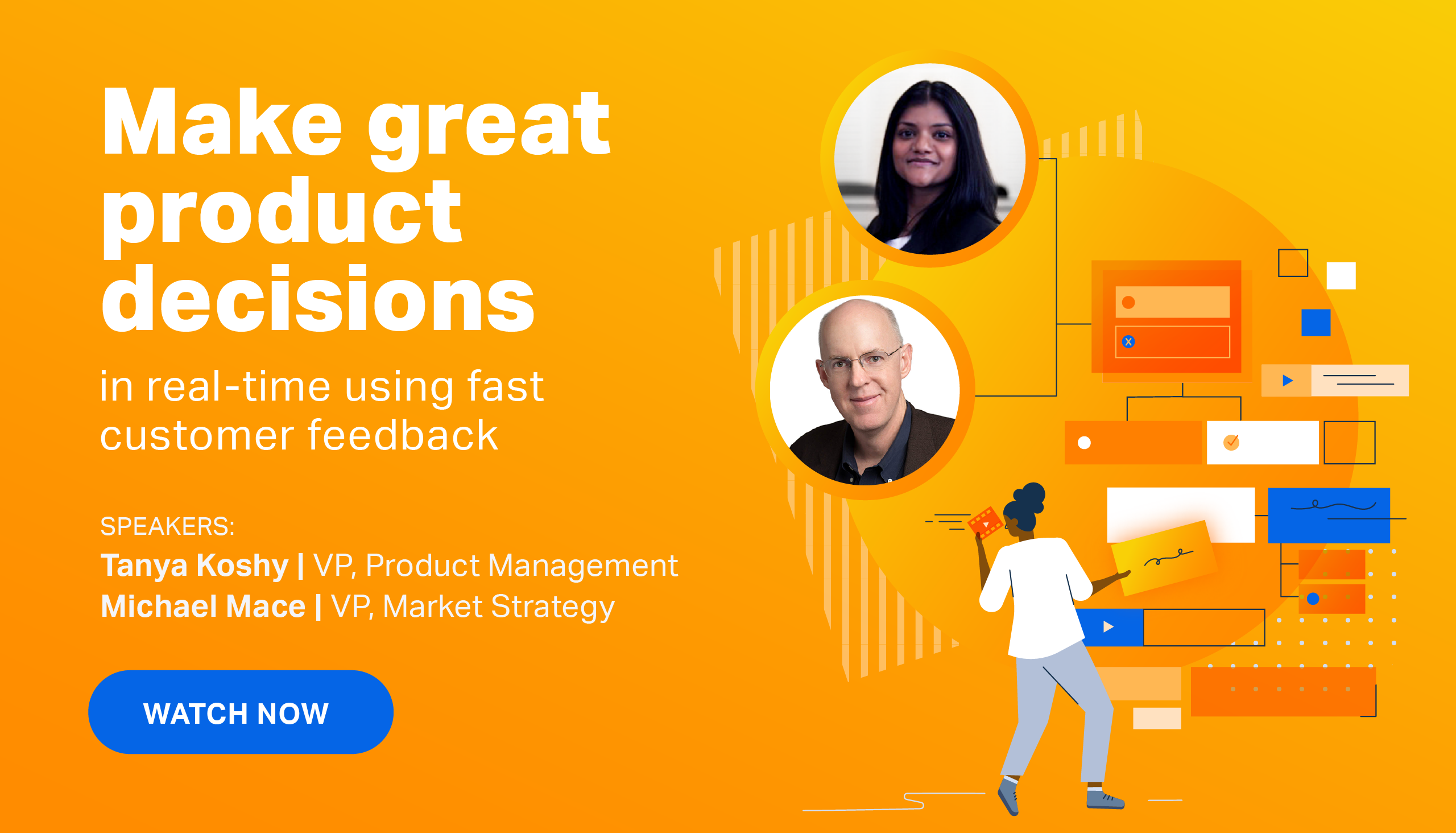 Learn how to make high-confidence decisions, based on real customer insight, without delaying your project.