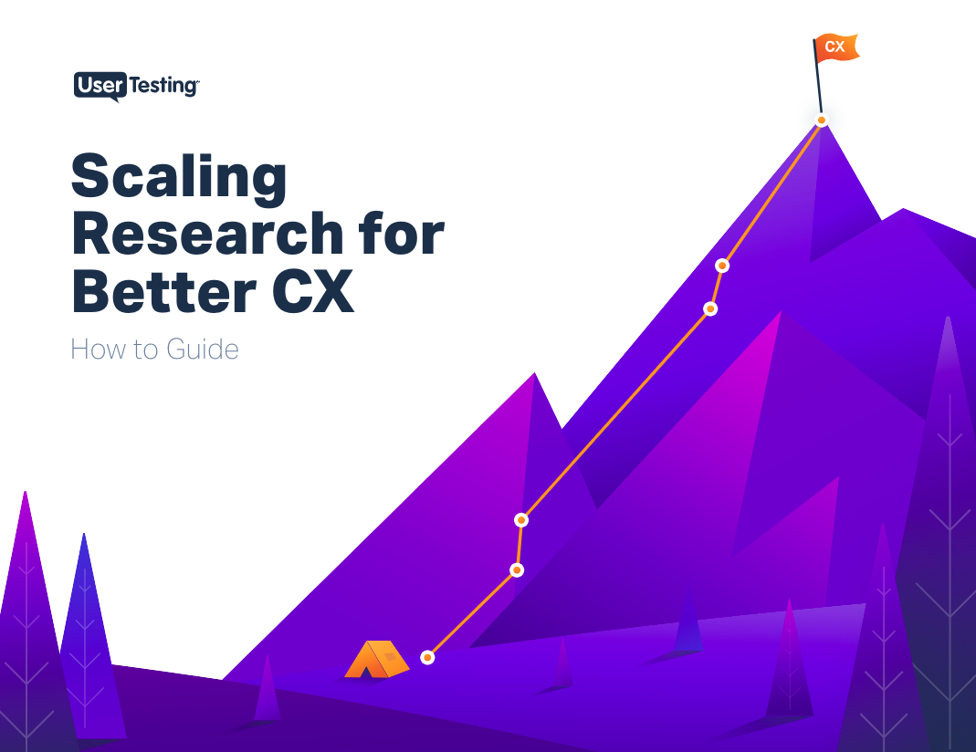 Learn effective strategies to structure and scale customer research resources within your organization.