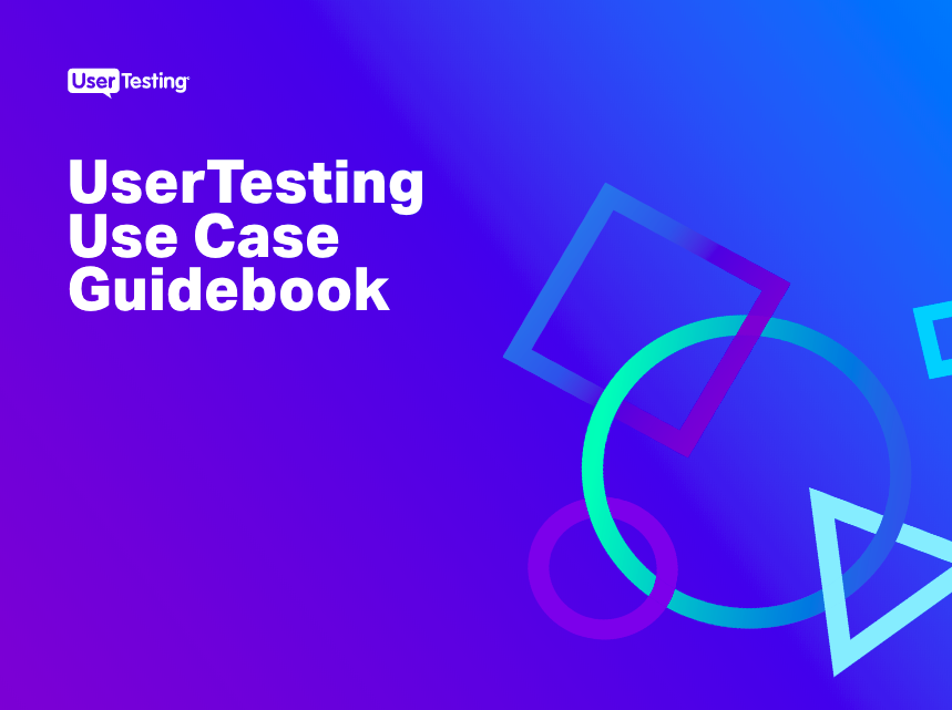 Use case guidebook