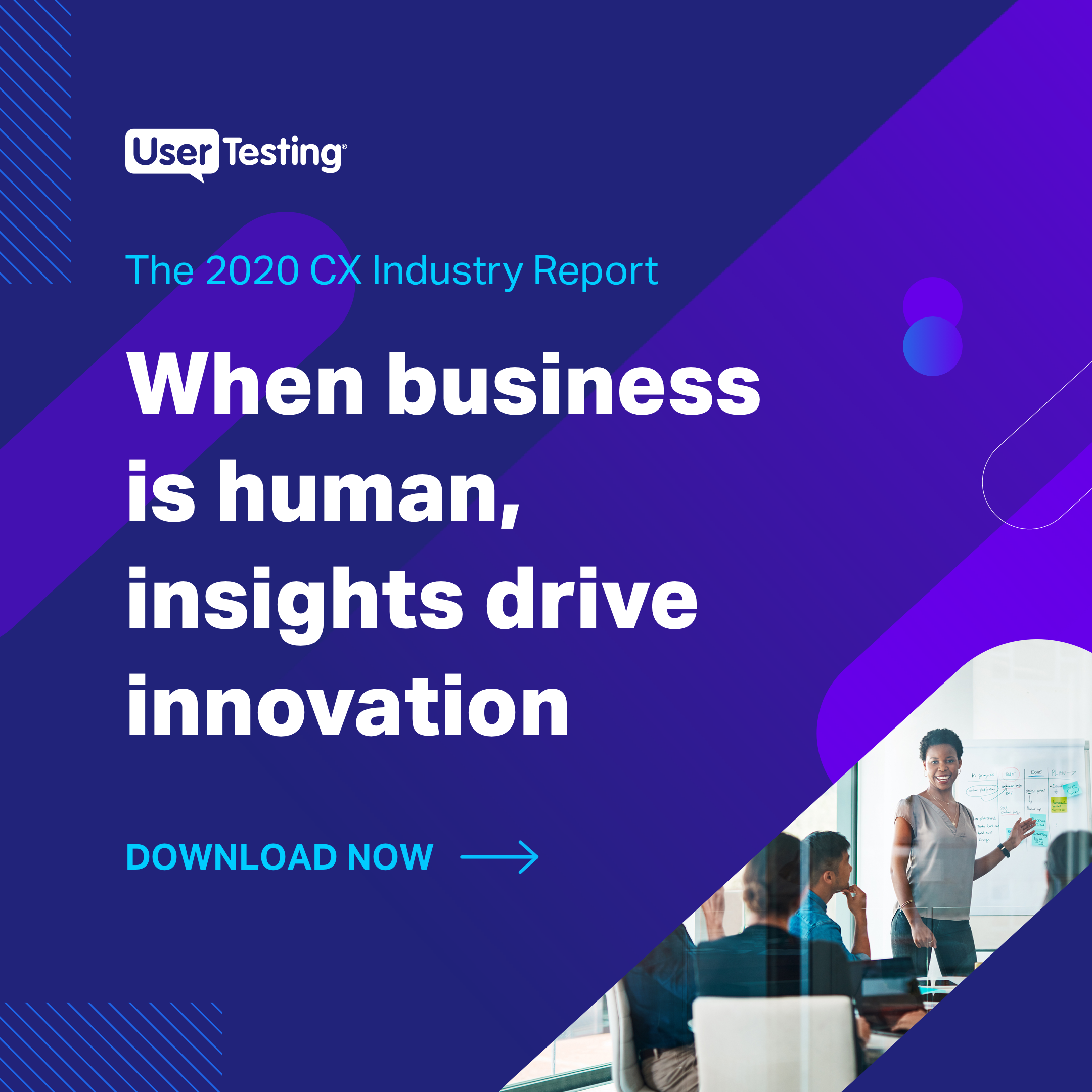 CX industry report CTA