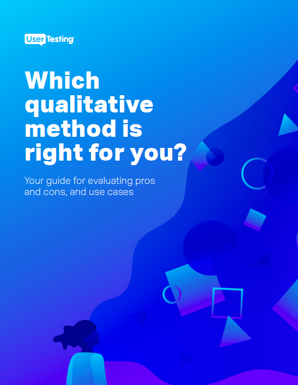 Which qualitative method is right for you CTA