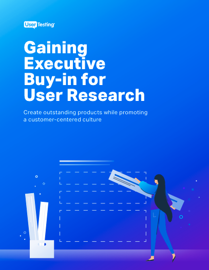 Gaining executive buy-in for user research CTA