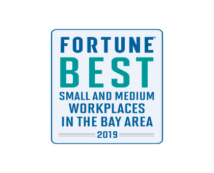 2019 Fortune Small & Medium Best Workplaces Award