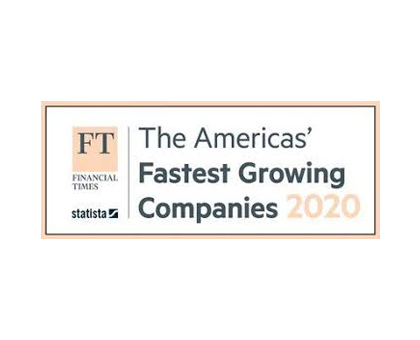 2020 America's Fastest Growing Companies