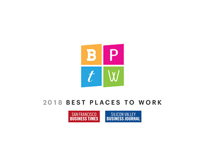 San Francisco Business Times Best Place to Work