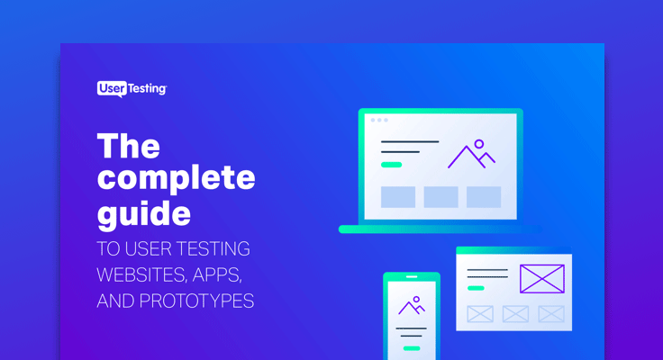 Complete guide to testing websites apps prototypes ebook