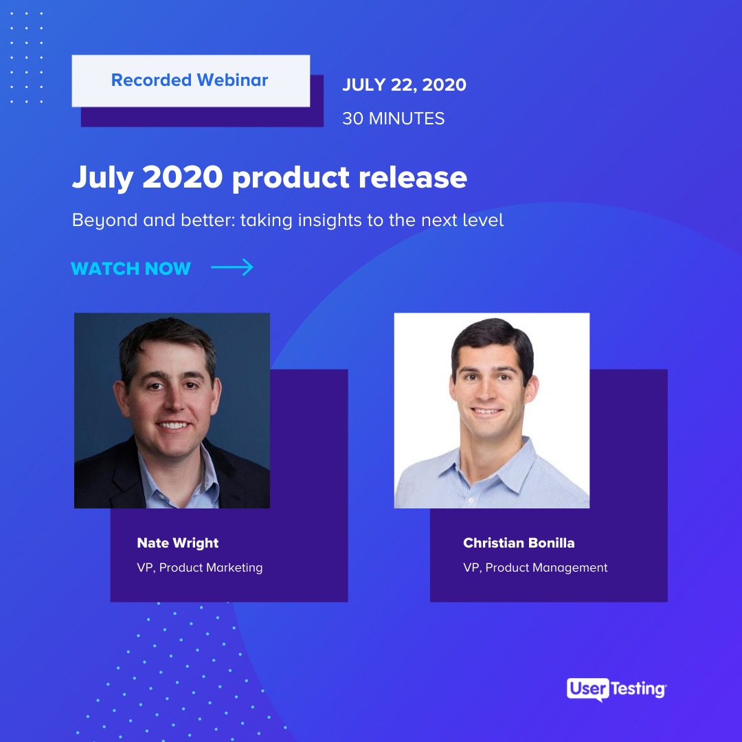 product release CTA