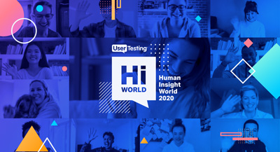 UserTesting | HiWorld 2020