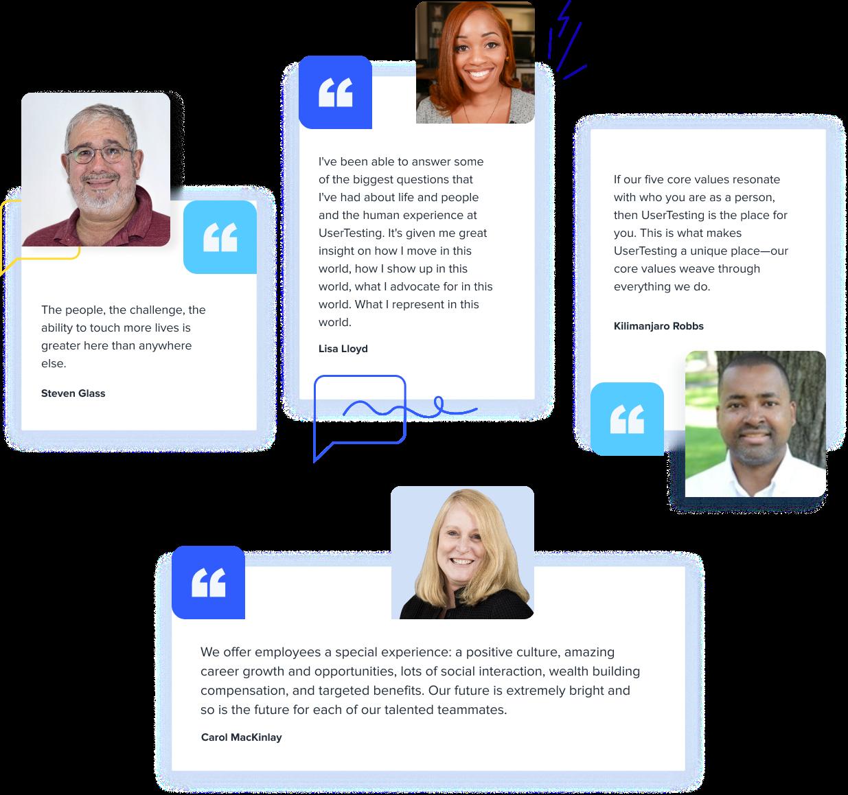 Meet the UsertTesting Team