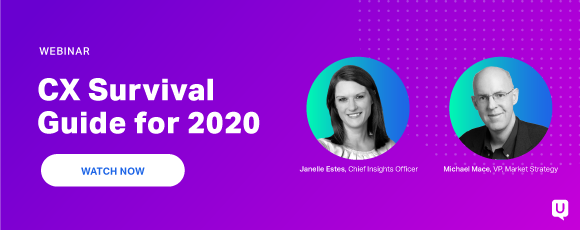 Why CX is the key to survival in 2020 and beyond