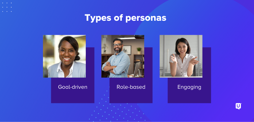 Types of personas