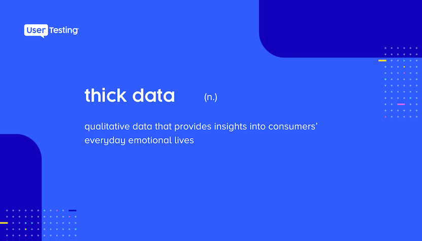 thick data definition