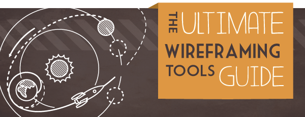 Ultimate Wireframing Tools Guide - Header