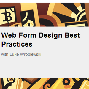 Web Form Design Best Practices