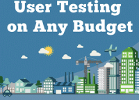 User Testing on Any Budget