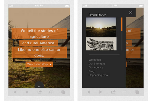 Responsive Mobile Inspirations