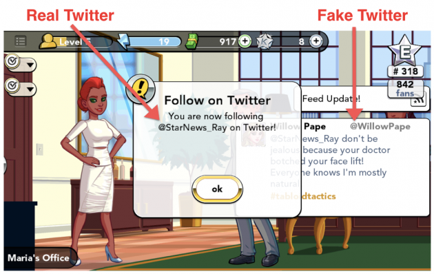 Kim Kardashian: Hollywood game