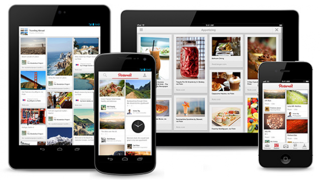 Pinterest's activation experience