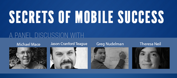 Secrets of Mobile Success [On-Demand Webinar]