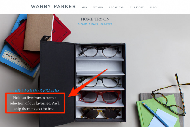 warby-parker-psychological-trigger