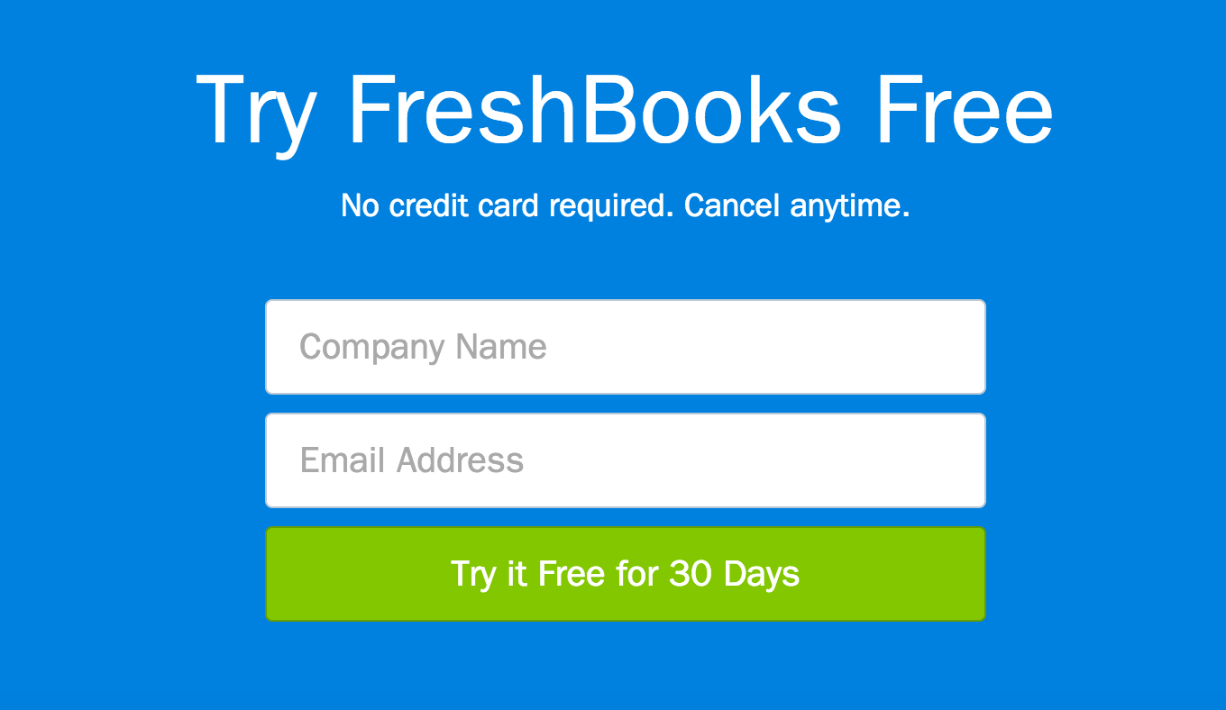 freshbooks-form