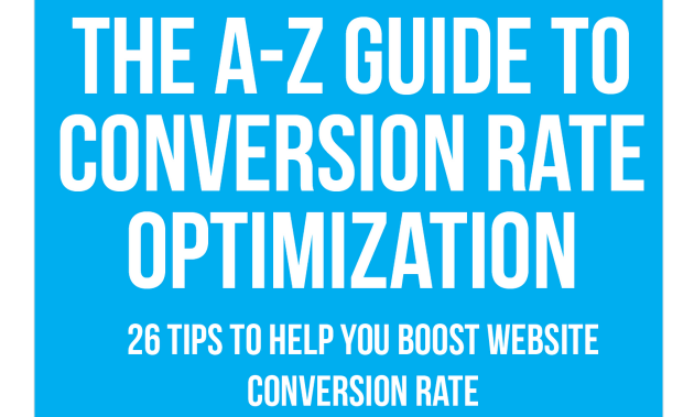 infographic-a-z-guide-conversion-rate-optimization