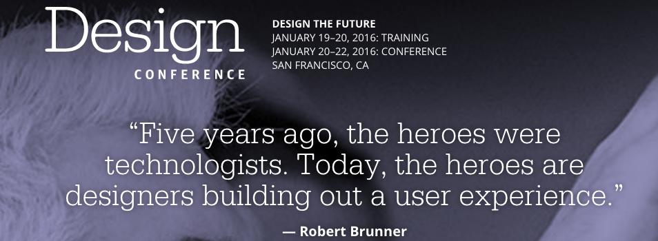 33 Top Ux Conferences Of 2016 Usertesting Blog