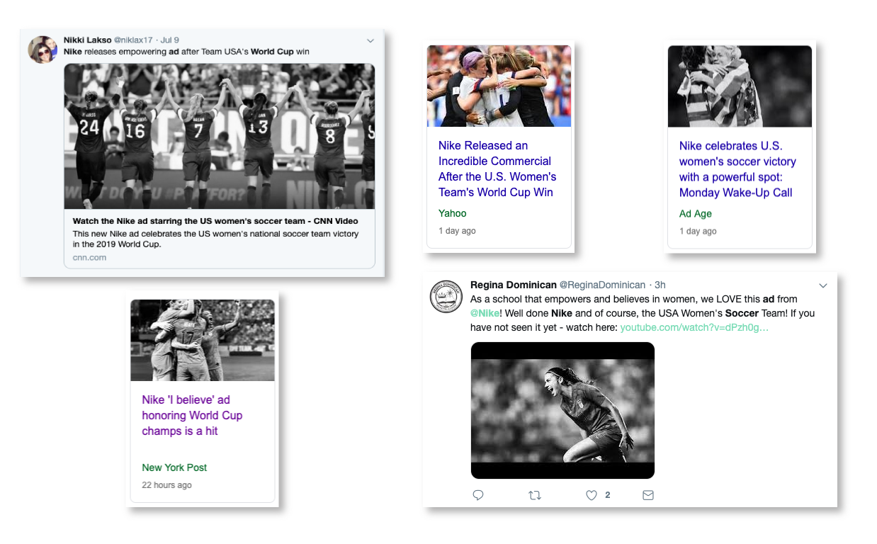 The Power Of Emotion And Empathy In Advertising A Study Of Nike S Usa Women S World Cup Advertisement Usertesting Blog