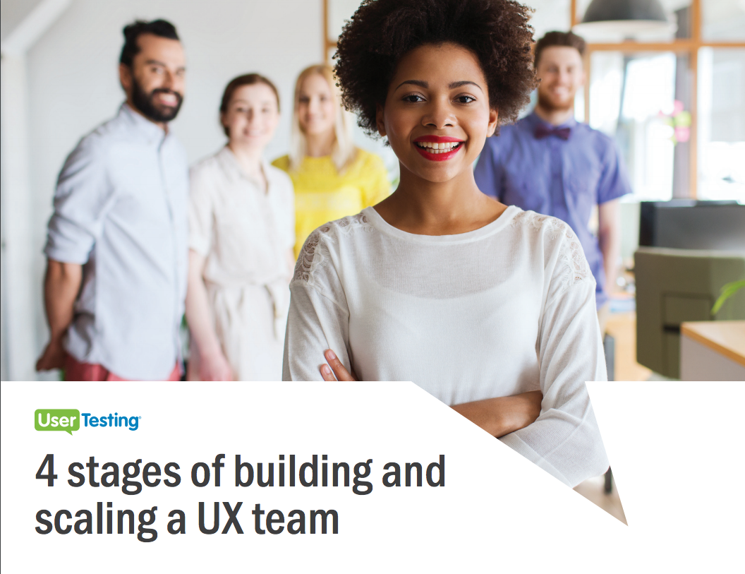 Scaling your UX team