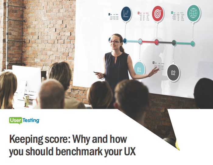 The competitive advantage of benchmarking your UX research