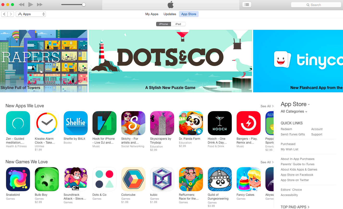 Adapting to Apple's App Store changes with user testing