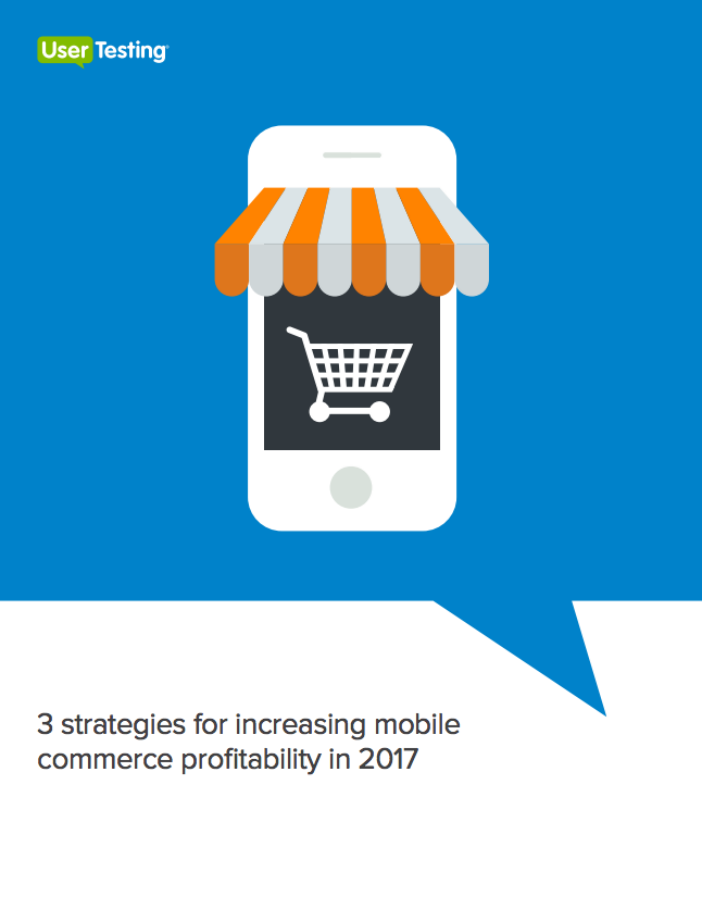 Increasing mobile commerce profitability in 2017