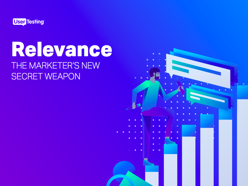 Relevance is the marketer's new secret weapon