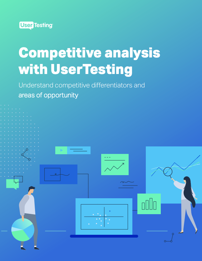 How to win over your customers through competitive analysis