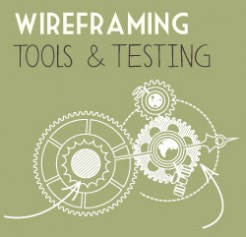 Wireframing Tools and Testing