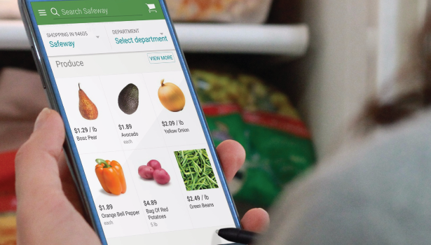 Groceries at the Speed of Light: Testing the Instacart App