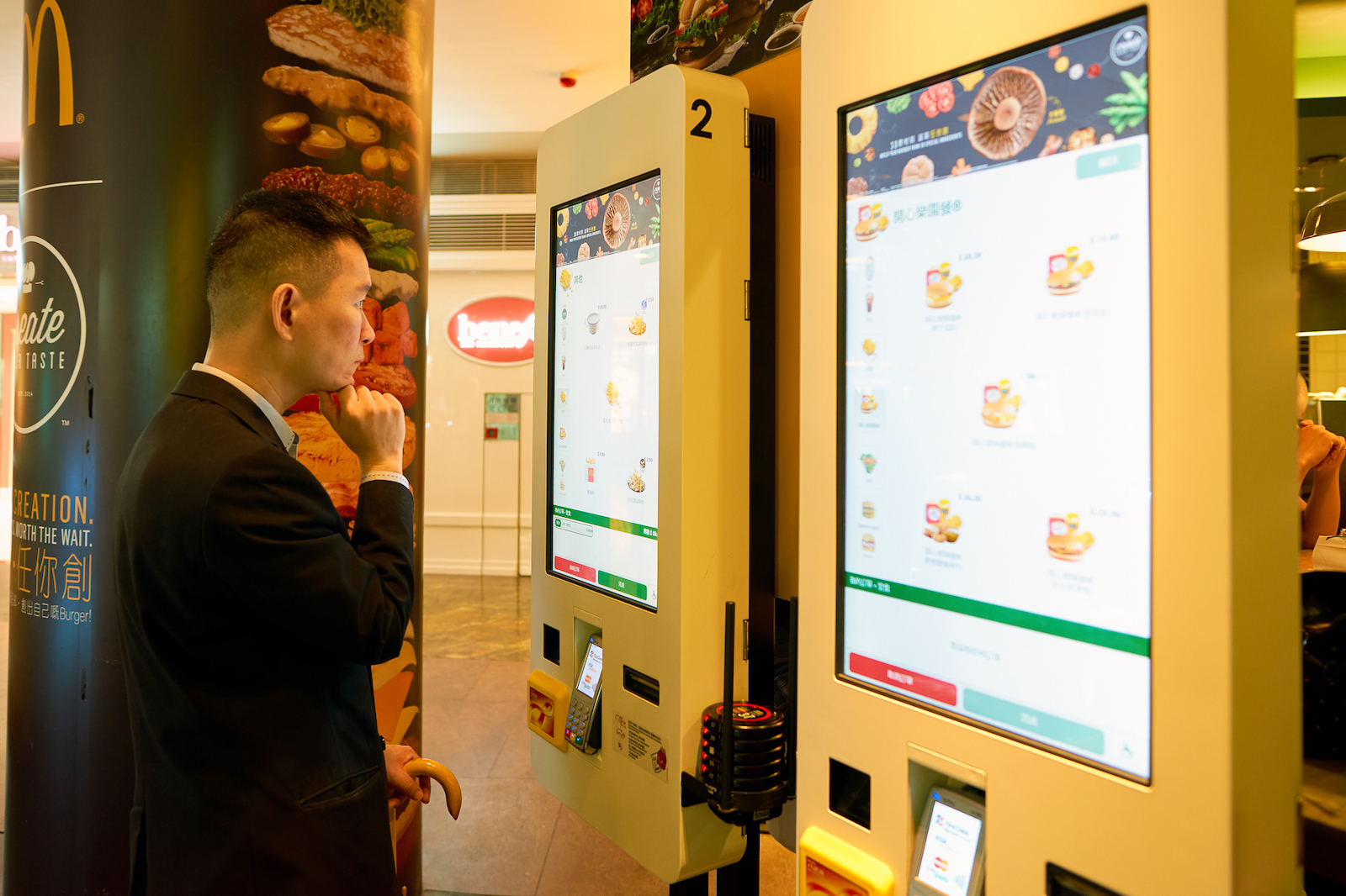 The empathy gap in self-service kiosk experiences